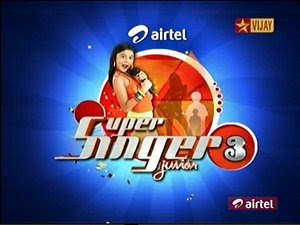 SUPER SINGER JUNOR-3,VIJAY TV