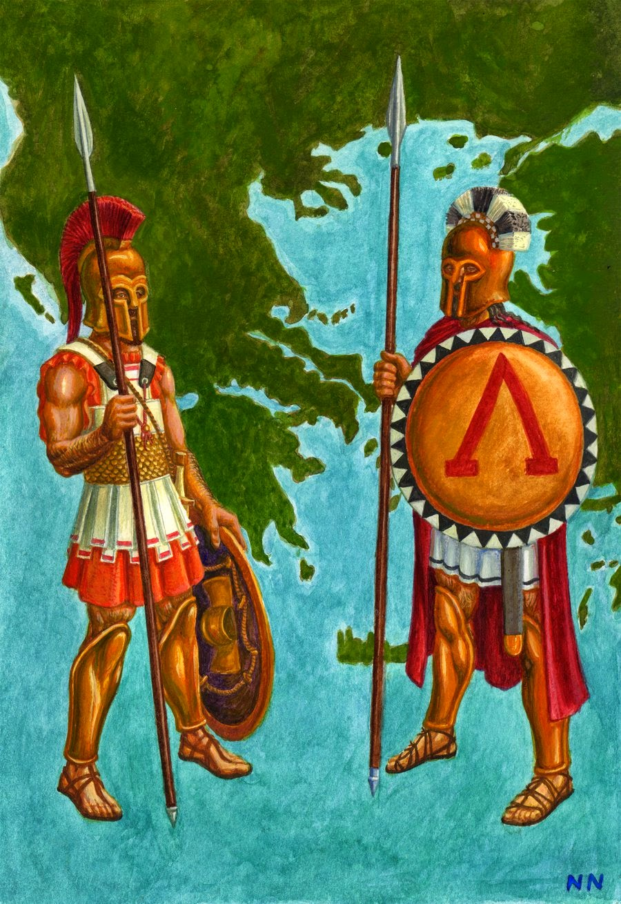 ancient greece sparta
