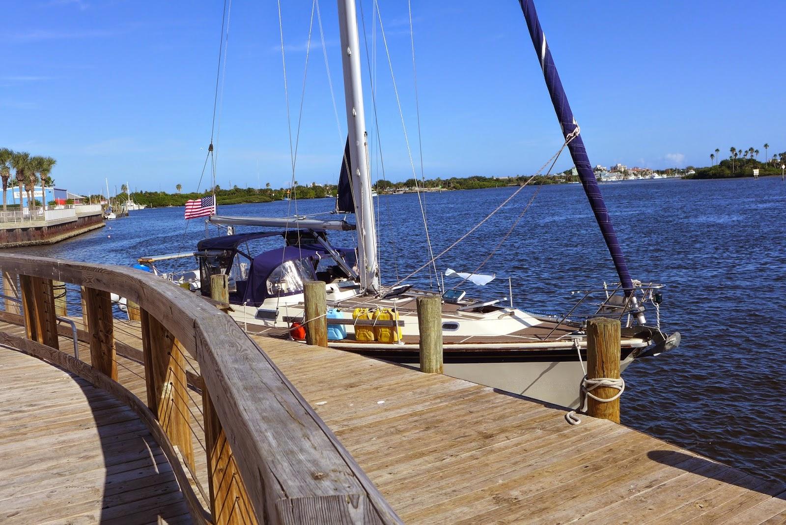 Seven Seas Marina Daytona Beach Shores