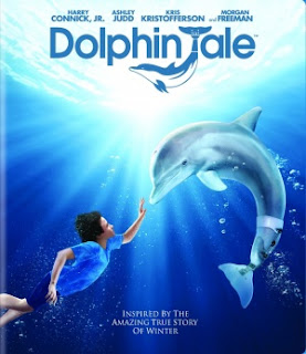 Dolphin Tale DVD Cover