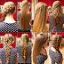 Braided Ribbon Headband tutorial