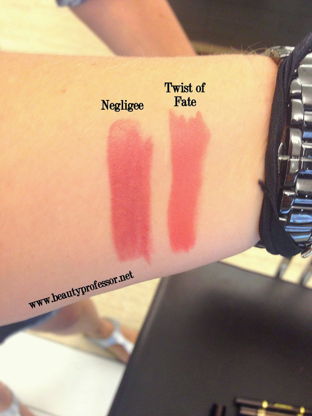 tom ford twist of fate negligee swatches