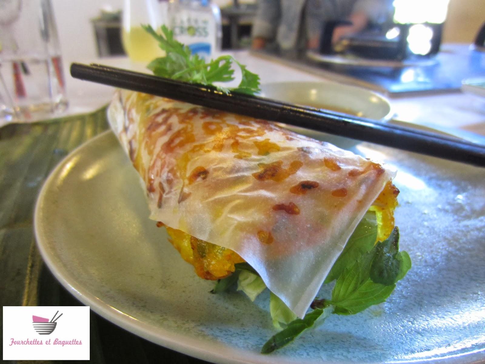 Cours cuisine Vietnam