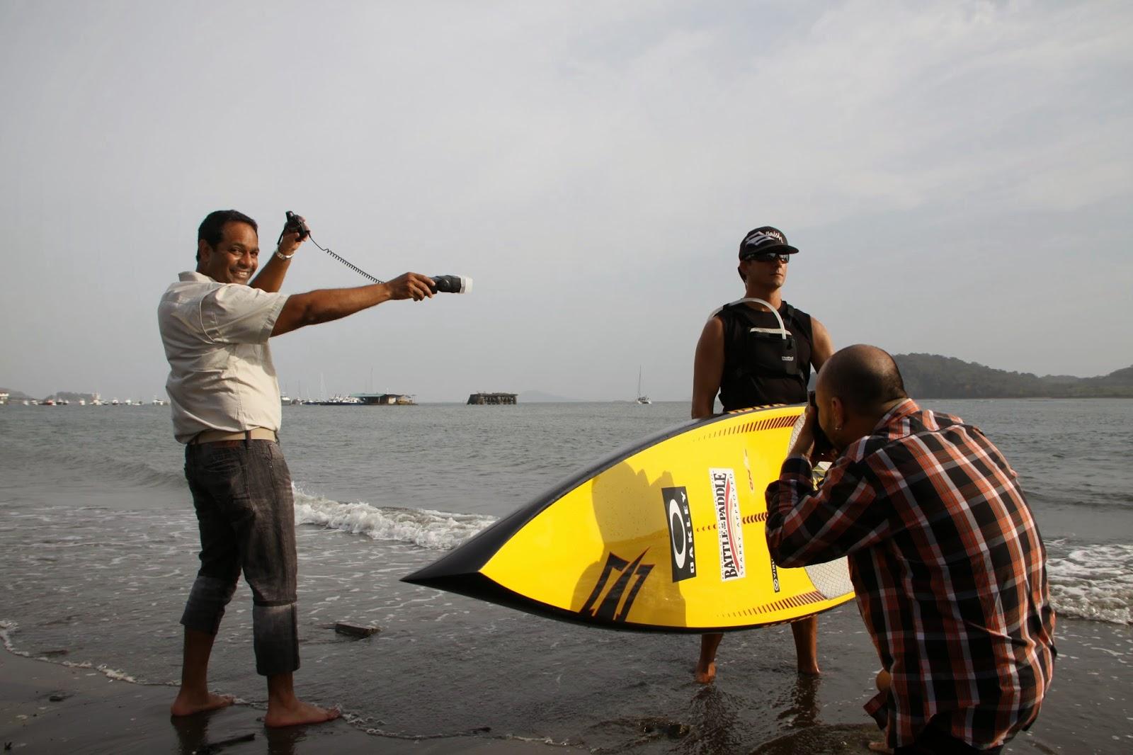 Deportes alternativos como el surf se instalan en Panamá