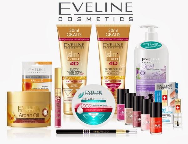 kosmetyki marki Eveline do wygrania
