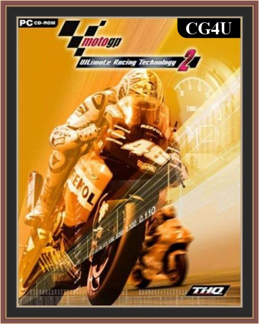 Moto GP 2 Ultimate Racing Technology Cover or Poster