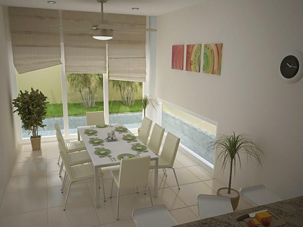 Decoraci n minimalista y contempor nea interiores for Decoracion minimalista y contemporanea