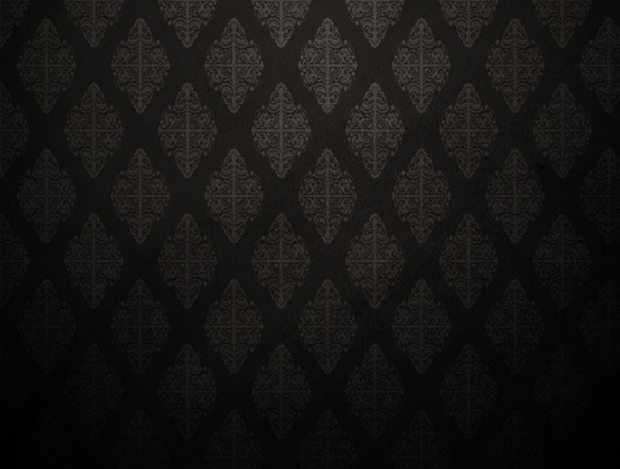 black damask wallpaper on - photo #26