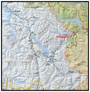 Fotos  del mapa de Futaleufu