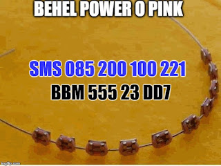 behel power o pink