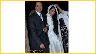 عقد الفنان المصري مدحت صالح قرانه على الشاعرة الغنائية المصرية نورا الباز