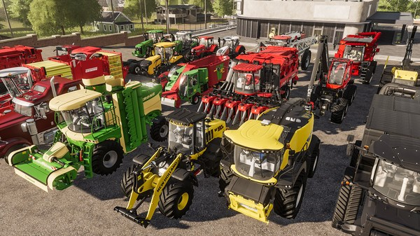 Farming Simulator 19 Torrent Imagem