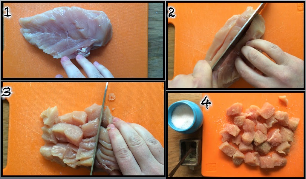 Top Ate Quick Kitchen Prep Techniques: Dicing Chicken