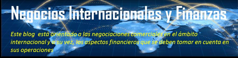 Negocios Internacionales y finanzas