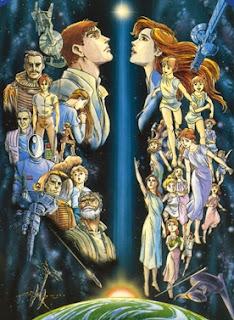 Episódios Space Fantasia 2001 Ya Monogatari Dublado