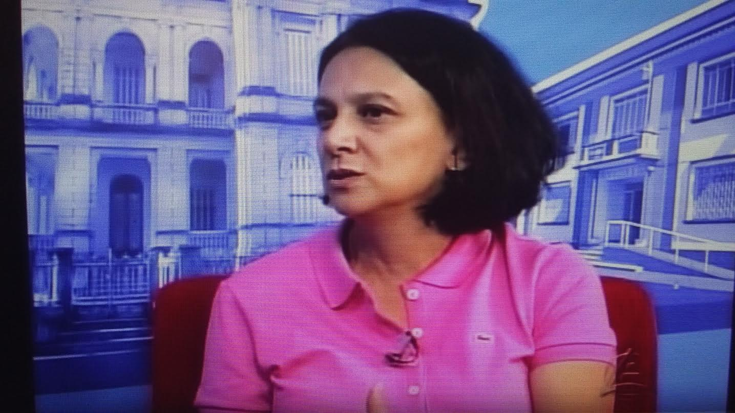 Entrevista de Valéria Giglio Ferreira para a TV Educadora - Parte 1