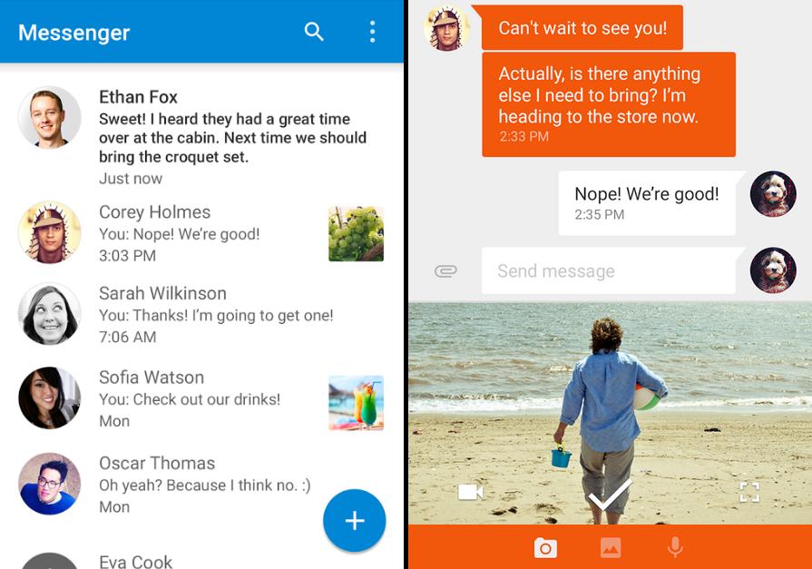 Messenger APK / APP Download ( Google Messenger APK )