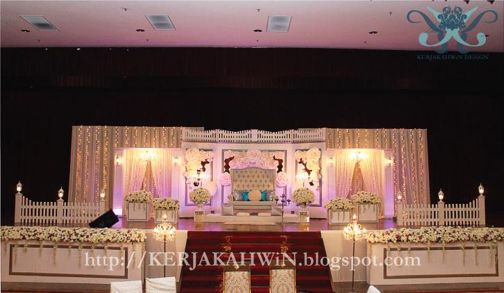 Kerjakahwin design october 2012 wedding reception najla sulaiman junglespirit Images