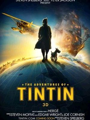 Cuộc phiêu lưu của Tintin 3D-The Adventures of Tintin 3D
