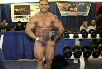 2010 Arnold Amateur Interview, Charles Mario Soares