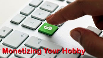 Tips Internet Marketing Monetizing Your Hobby