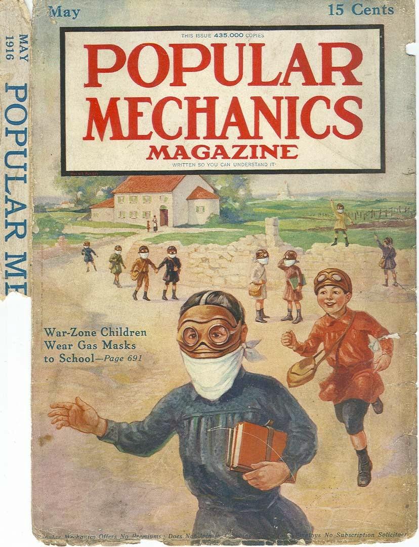 Popular Mechanics 1916