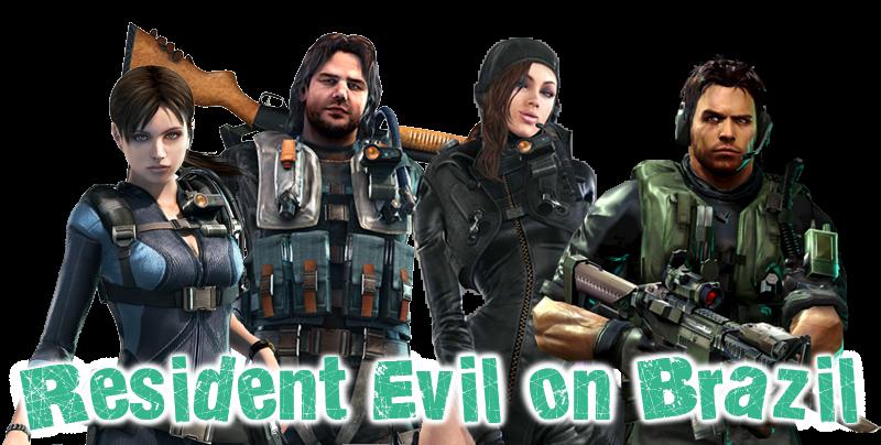 Resident Evil On Brazil