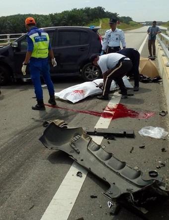 Kemalangan Ngeri di LPT2