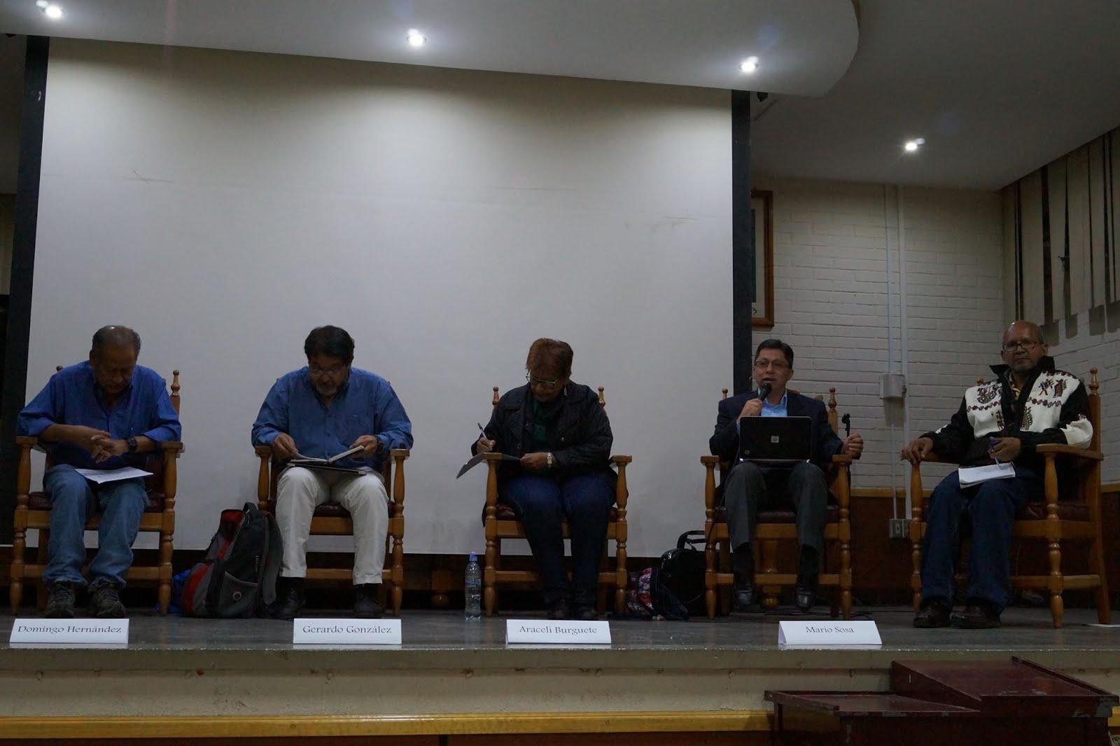 En IV Congreso de Estudios Mesoamericanos
