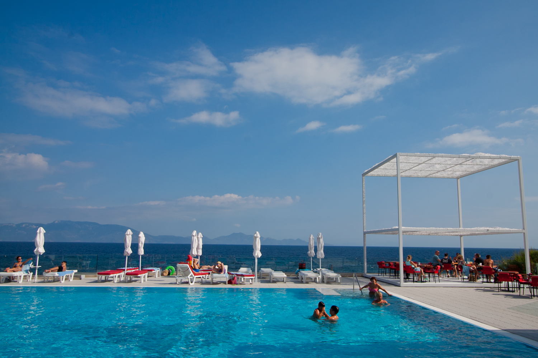 dimitra hotel kos grecja basen