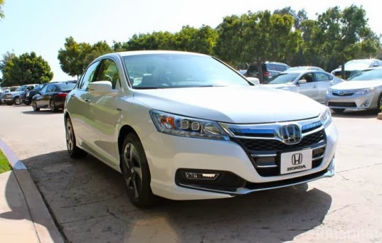 New Cars 2014 Honda Accord Plug-in Hybrid