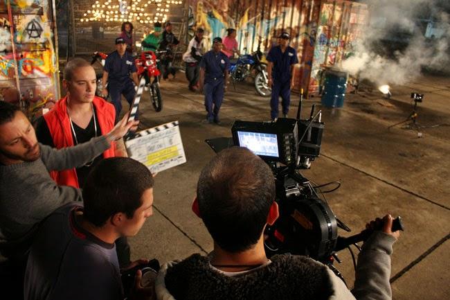 Trabajar en el mundo del cine y las series