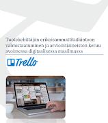 Trello - Tutkinto avoimessa digitaalisessa maailmassa