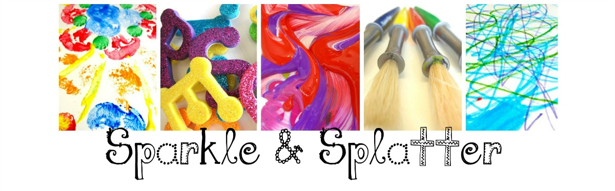 Sparkle and Splatter