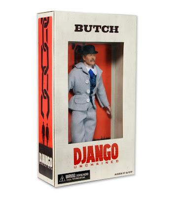 """NECA Django Unchained - 8"""" Butch figure"""
