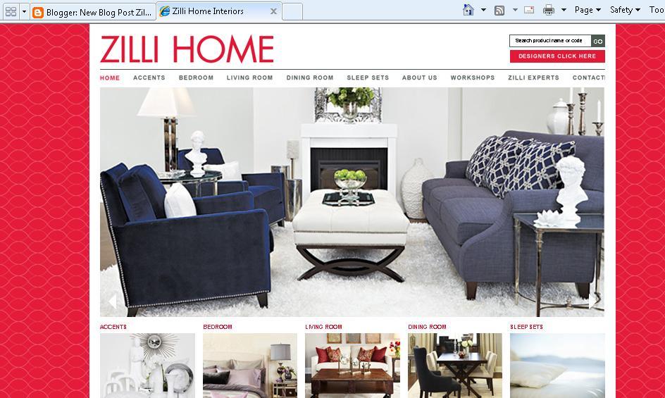 new blog post zilli home interiors