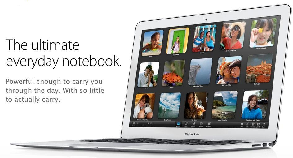 Mac Book Air MD223