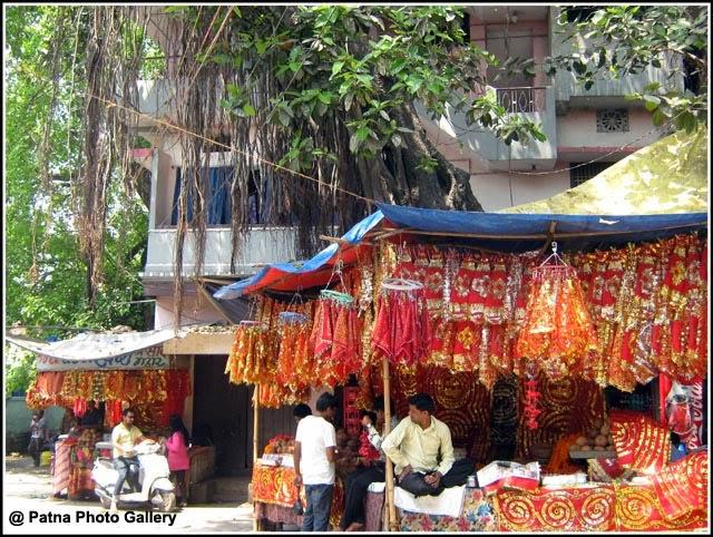 Badi Patan Devi shops