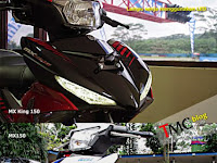 Perbedaan Yamaha Jupiter MX 150 dan MX King 150