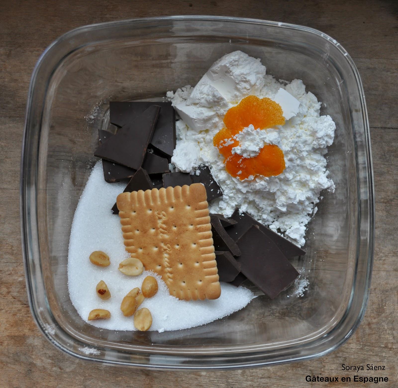 recette croquettes sucrees chocolat dessert original