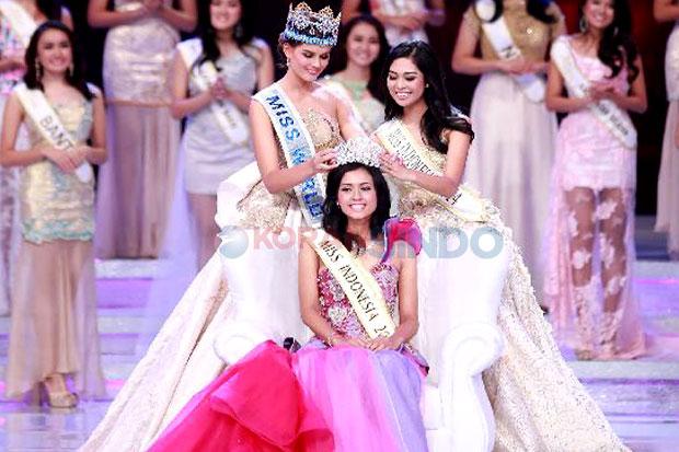 Profil dan Biografi Maria Harfanti Juara 3 Miss World dari Indonesia