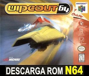Wipeout ROMs Nintendo64