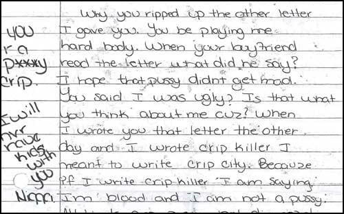 Boxing File: Romantic Love Letters