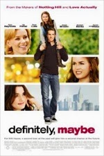 Watch Definitely, Maybe (2008) Movie Online