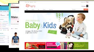 Template toko online jejualan.com