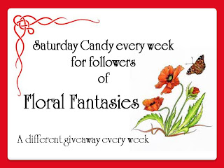 Brenda van Floral Fantasies doet iedere zaterdag een give away.