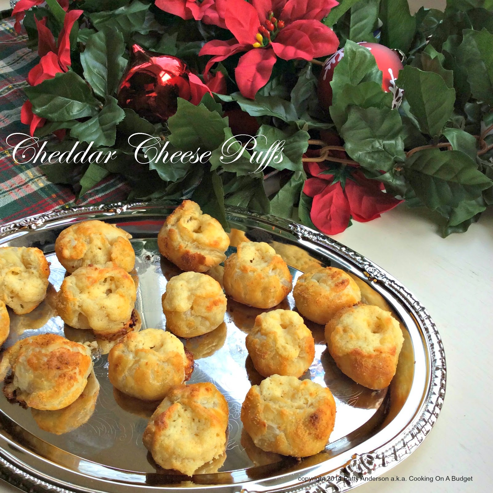 Cooking On A Budget: Cheddar Cheese Puffs