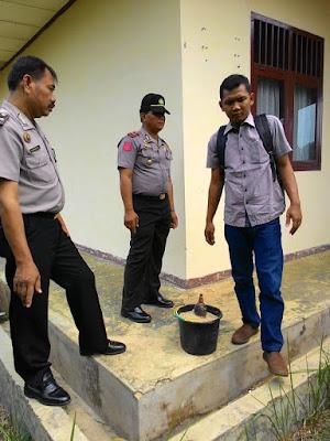 Heboh, Pemulung Temukan Mortir Aktif di Rimbo Ulu