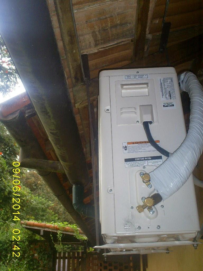 Vendas de ar condicionado em Petrópolis-RJ. (24) 988081120