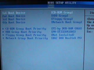 Komputer bios